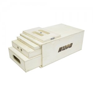 KUPO KAB-41K NESTING APPLE BOX(4-IN-1)